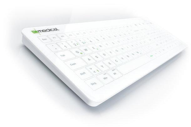 HYGIENETASTATUR IC Keys HT400