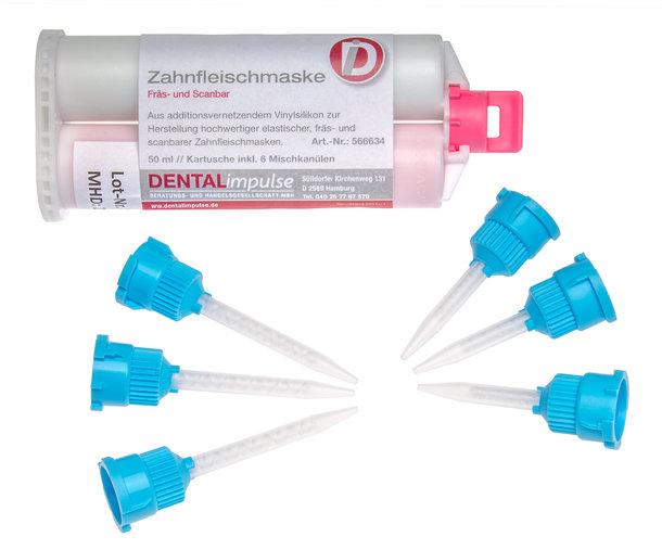 Zahnfleischmaske